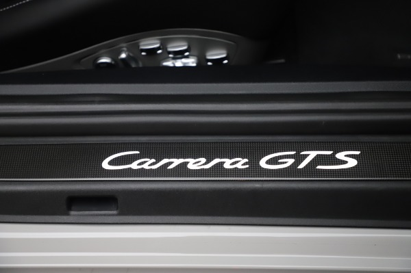 Used 2018 Porsche 911 Carrera GTS for sale Call for price at Bentley Greenwich in Greenwich CT 06830 24