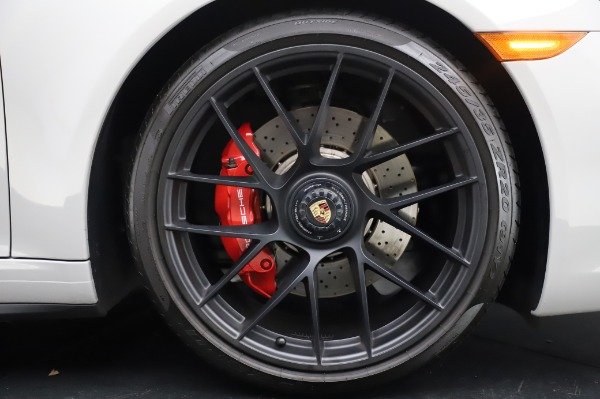 Used 2018 Porsche 911 Carrera GTS for sale Call for price at Bentley Greenwich in Greenwich CT 06830 27