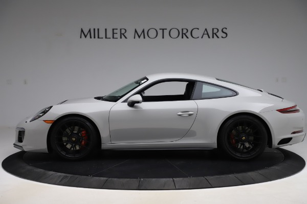 Used 2018 Porsche 911 Carrera GTS for sale Call for price at Bentley Greenwich in Greenwich CT 06830 3
