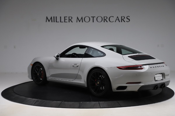 Used 2018 Porsche 911 Carrera GTS for sale Call for price at Bentley Greenwich in Greenwich CT 06830 4