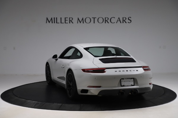 Used 2018 Porsche 911 Carrera GTS for sale Call for price at Bentley Greenwich in Greenwich CT 06830 5