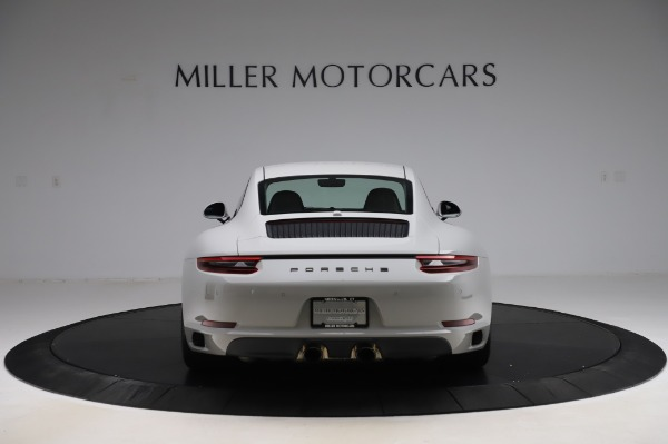 Used 2018 Porsche 911 Carrera GTS for sale Call for price at Bentley Greenwich in Greenwich CT 06830 6
