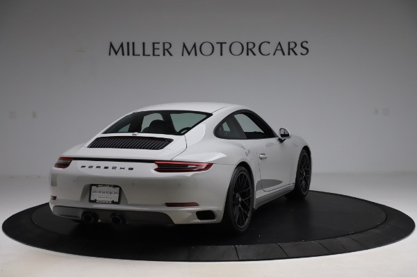 Used 2018 Porsche 911 Carrera GTS for sale Call for price at Bentley Greenwich in Greenwich CT 06830 7
