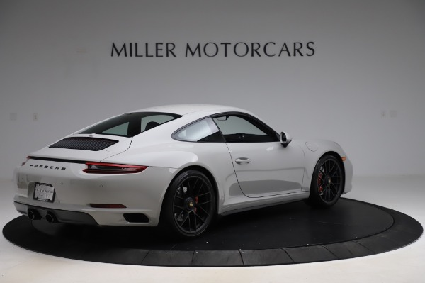 Used 2018 Porsche 911 Carrera GTS for sale Call for price at Bentley Greenwich in Greenwich CT 06830 8