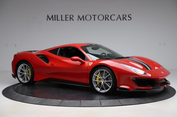 Used 2019 Ferrari 488 Pista for sale $447,900 at Bentley Greenwich in Greenwich CT 06830 10