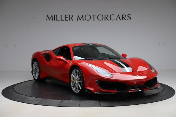 Used 2019 Ferrari 488 Pista for sale $447,900 at Bentley Greenwich in Greenwich CT 06830 11