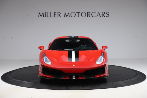 Used 2019 Ferrari 488 Pista for sale $447,900 at Bentley Greenwich in Greenwich CT 06830 12