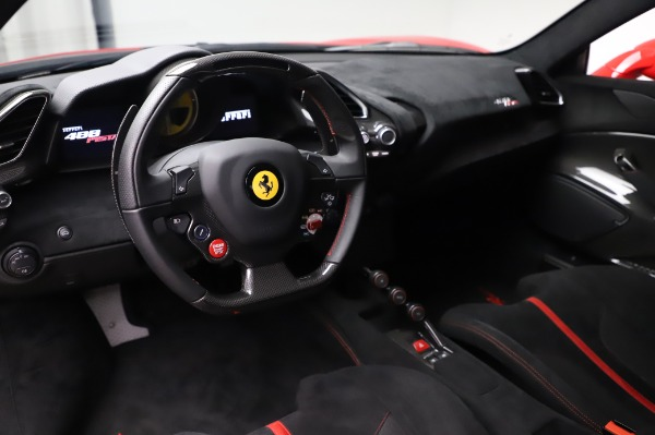 Used 2019 Ferrari 488 Pista for sale $447,900 at Bentley Greenwich in Greenwich CT 06830 13