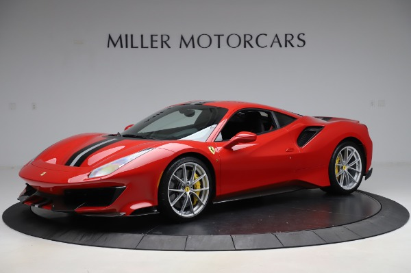 Used 2019 Ferrari 488 Pista for sale $447,900 at Bentley Greenwich in Greenwich CT 06830 2