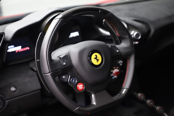 Used 2019 Ferrari 488 Pista for sale $447,900 at Bentley Greenwich in Greenwich CT 06830 22
