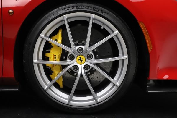Used 2019 Ferrari 488 Pista for sale $447,900 at Bentley Greenwich in Greenwich CT 06830 27