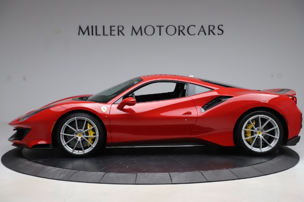 Used 2019 Ferrari 488 Pista for sale $447,900 at Bentley Greenwich in Greenwich CT 06830 3