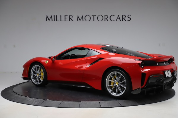 Used 2019 Ferrari 488 Pista for sale $447,900 at Bentley Greenwich in Greenwich CT 06830 4
