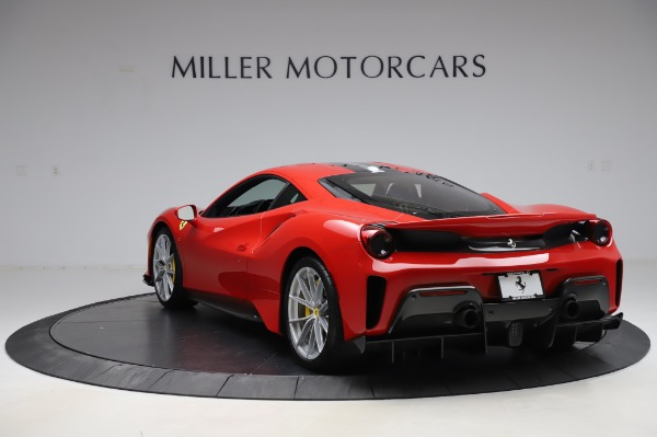 Used 2019 Ferrari 488 Pista for sale $447,900 at Bentley Greenwich in Greenwich CT 06830 5