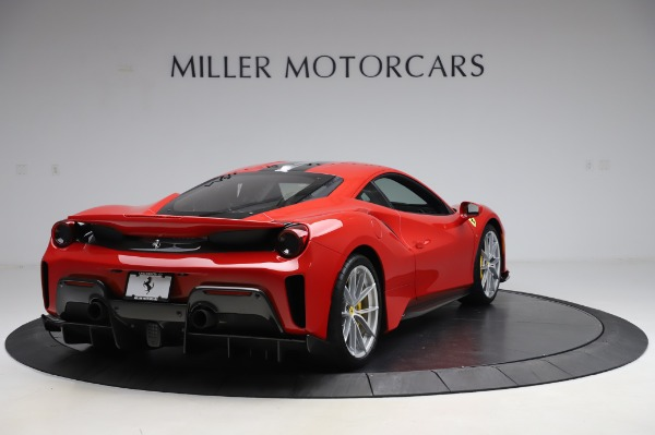 Used 2019 Ferrari 488 Pista for sale $447,900 at Bentley Greenwich in Greenwich CT 06830 7