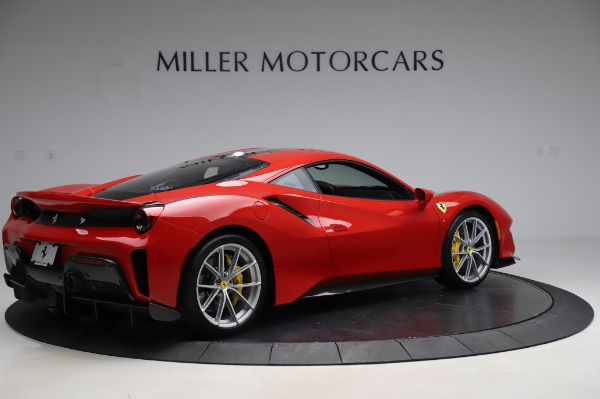 Used 2019 Ferrari 488 Pista for sale $447,900 at Bentley Greenwich in Greenwich CT 06830 8