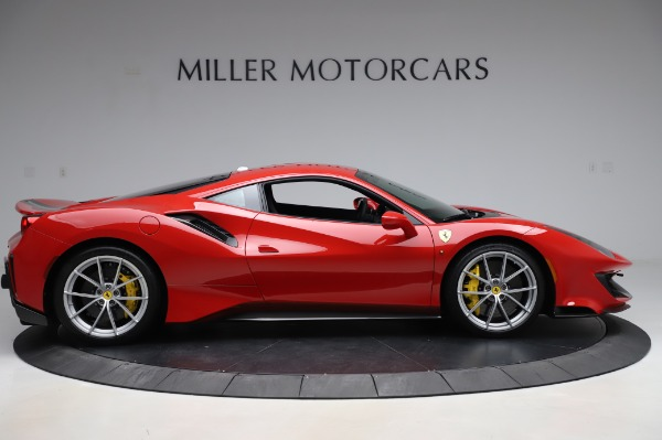 Used 2019 Ferrari 488 Pista for sale $447,900 at Bentley Greenwich in Greenwich CT 06830 9
