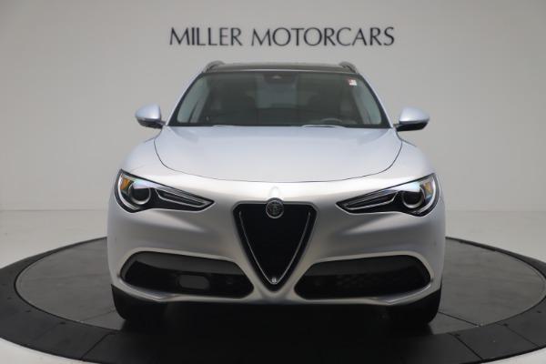 New 2020 Alfa Romeo Stelvio Q4 for sale $49,795 at Bentley Greenwich in Greenwich CT 06830 12