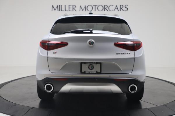 New 2020 Alfa Romeo Stelvio Q4 for sale $49,795 at Bentley Greenwich in Greenwich CT 06830 6