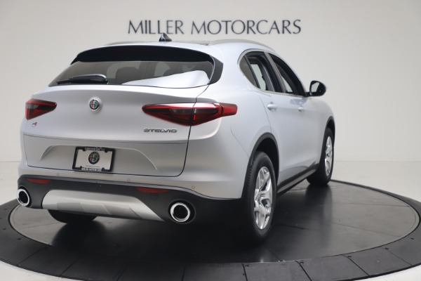 New 2020 Alfa Romeo Stelvio Q4 for sale $49,795 at Bentley Greenwich in Greenwich CT 06830 7