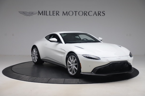 New 2020 Aston Martin Vantage for sale $181,781 at Bentley Greenwich in Greenwich CT 06830 10