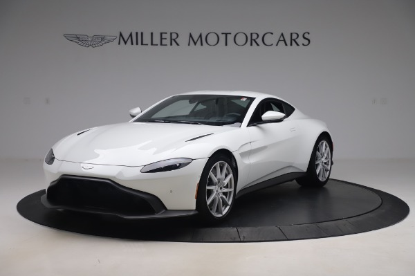 New 2020 Aston Martin Vantage for sale $181,781 at Bentley Greenwich in Greenwich CT 06830 12