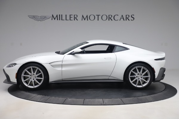 New 2020 Aston Martin Vantage for sale $181,781 at Bentley Greenwich in Greenwich CT 06830 2