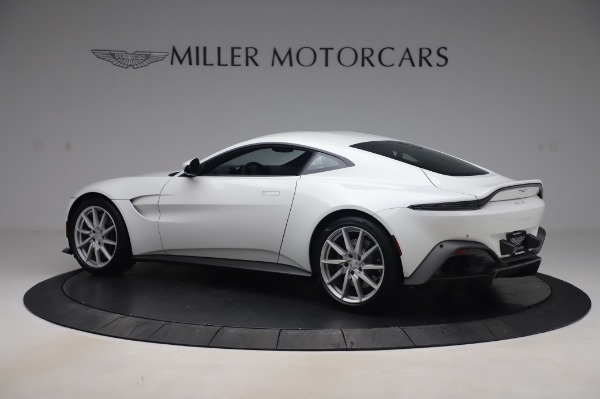 New 2020 Aston Martin Vantage for sale $181,781 at Bentley Greenwich in Greenwich CT 06830 3