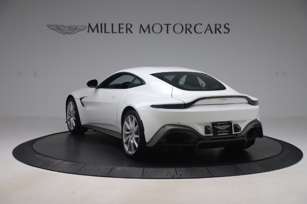 New 2020 Aston Martin Vantage for sale $181,781 at Bentley Greenwich in Greenwich CT 06830 4