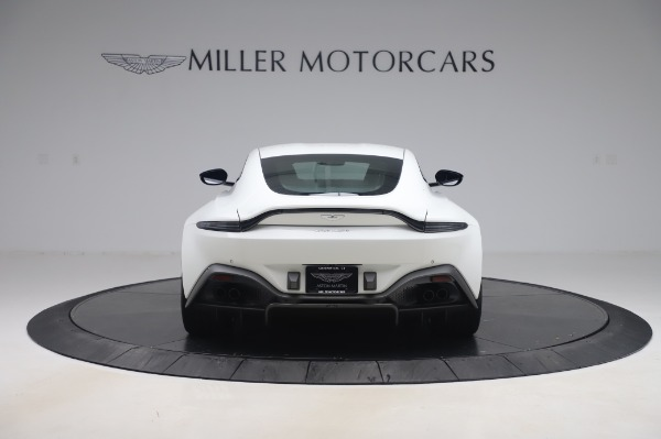 New 2020 Aston Martin Vantage for sale $181,781 at Bentley Greenwich in Greenwich CT 06830 5