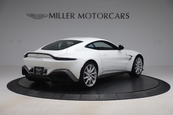 New 2020 Aston Martin Vantage for sale $181,781 at Bentley Greenwich in Greenwich CT 06830 7