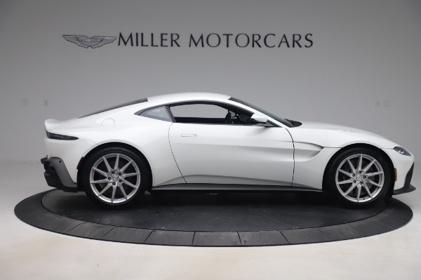 New 2020 Aston Martin Vantage for sale $181,781 at Bentley Greenwich in Greenwich CT 06830 8