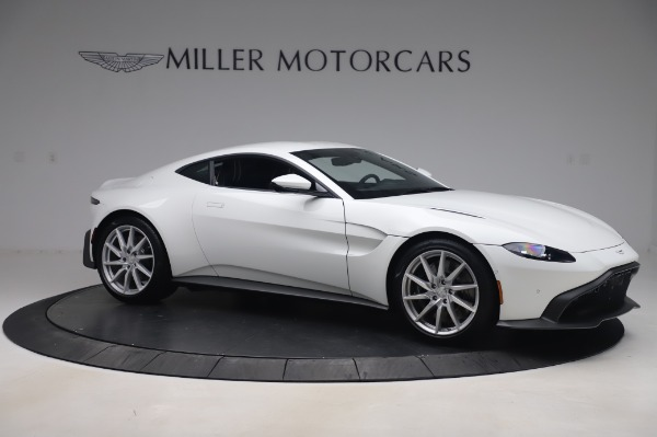 New 2020 Aston Martin Vantage for sale $181,781 at Bentley Greenwich in Greenwich CT 06830 9