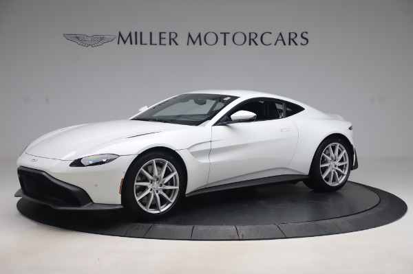 New 2020 Aston Martin Vantage for sale $181,781 at Bentley Greenwich in Greenwich CT 06830 1