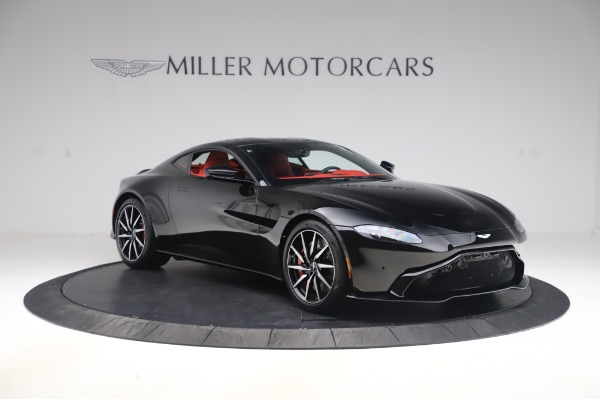New 2020 Aston Martin Vantage Coupe for sale $185,181 at Bentley Greenwich in Greenwich CT 06830 10