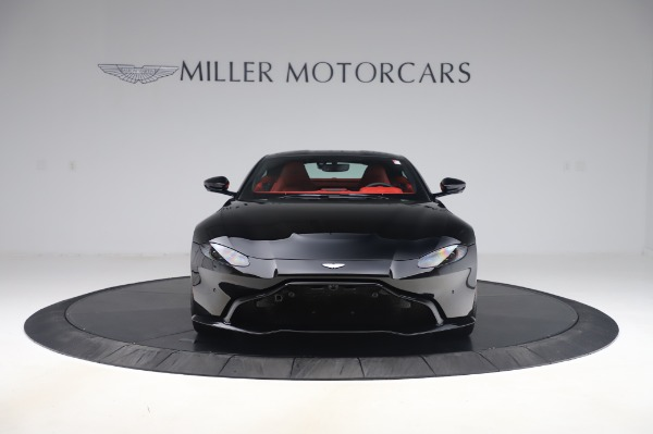 New 2020 Aston Martin Vantage Coupe for sale $185,181 at Bentley Greenwich in Greenwich CT 06830 11