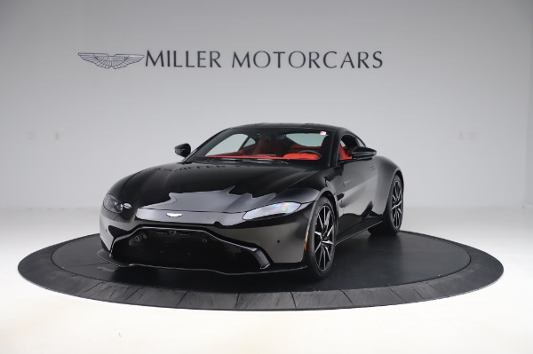 New 2020 Aston Martin Vantage Coupe for sale $185,181 at Bentley Greenwich in Greenwich CT 06830 12