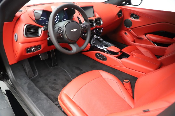 New 2020 Aston Martin Vantage Coupe for sale $185,181 at Bentley Greenwich in Greenwich CT 06830 13