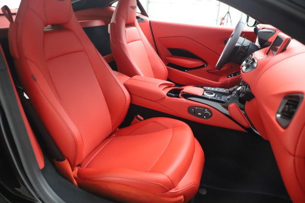 New 2020 Aston Martin Vantage Coupe for sale $185,181 at Bentley Greenwich in Greenwich CT 06830 19