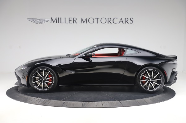 New 2020 Aston Martin Vantage Coupe for sale $185,181 at Bentley Greenwich in Greenwich CT 06830 2
