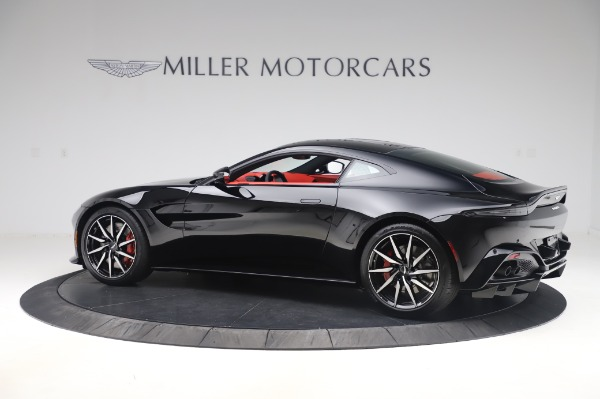 New 2020 Aston Martin Vantage Coupe for sale $185,181 at Bentley Greenwich in Greenwich CT 06830 3