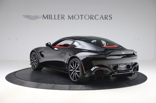 New 2020 Aston Martin Vantage Coupe for sale $185,181 at Bentley Greenwich in Greenwich CT 06830 4