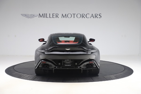 New 2020 Aston Martin Vantage Coupe for sale $185,181 at Bentley Greenwich in Greenwich CT 06830 5