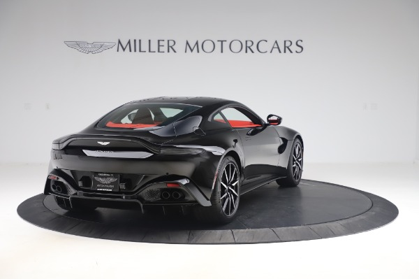 New 2020 Aston Martin Vantage Coupe for sale $185,181 at Bentley Greenwich in Greenwich CT 06830 6