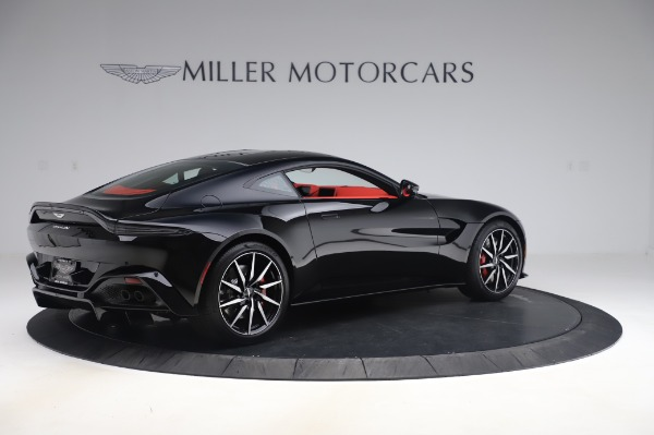 New 2020 Aston Martin Vantage Coupe for sale $185,181 at Bentley Greenwich in Greenwich CT 06830 7