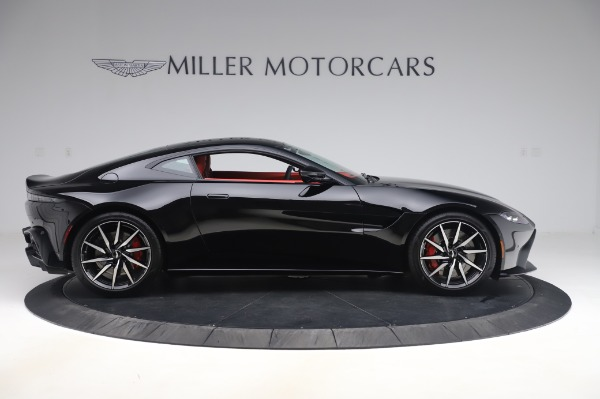 New 2020 Aston Martin Vantage Coupe for sale $185,181 at Bentley Greenwich in Greenwich CT 06830 8