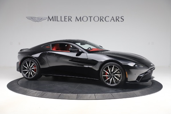 New 2020 Aston Martin Vantage Coupe for sale $185,181 at Bentley Greenwich in Greenwich CT 06830 9