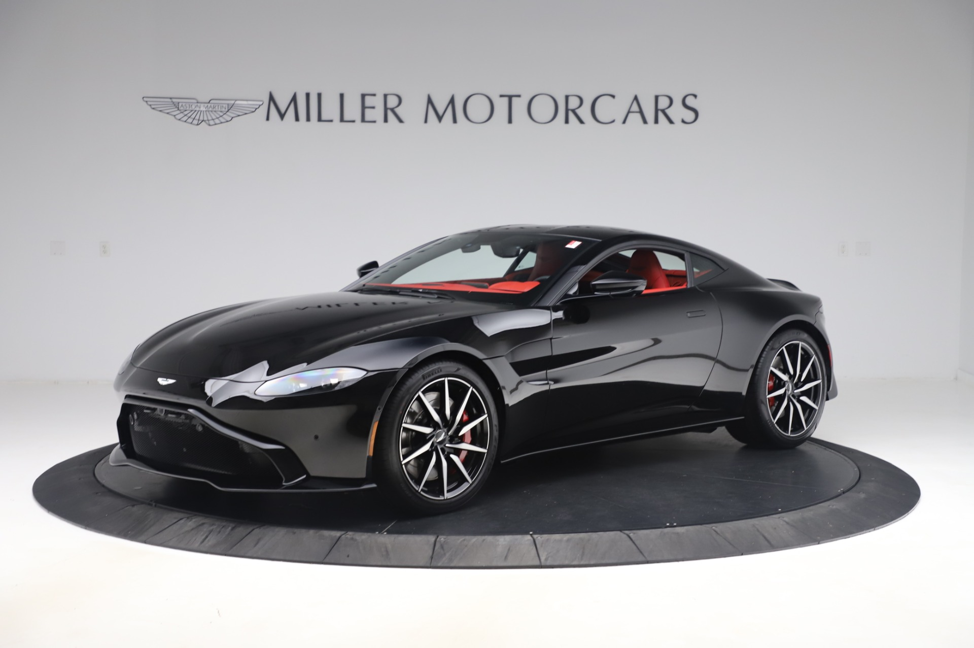 New 2020 Aston Martin Vantage Coupe for sale $185,181 at Bentley Greenwich in Greenwich CT 06830 1