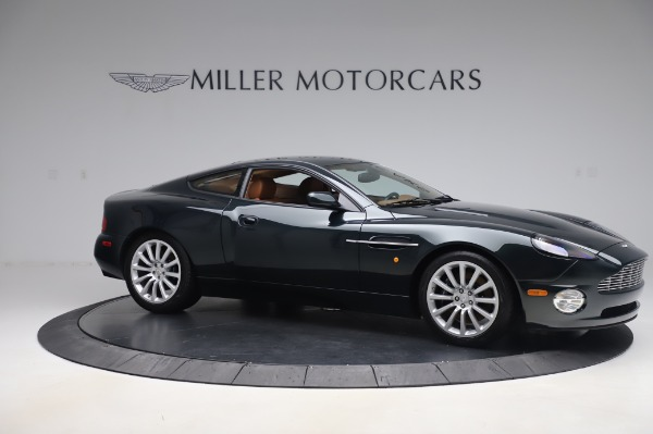 Used 2003 Aston Martin V12 Vanquish Coupe for sale $79,900 at Bentley Greenwich in Greenwich CT 06830 10