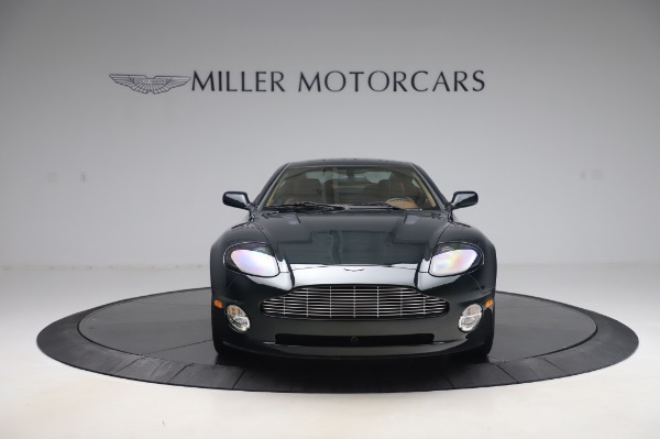 Used 2003 Aston Martin V12 Vanquish Coupe for sale $79,900 at Bentley Greenwich in Greenwich CT 06830 12